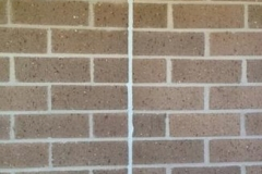 Caulking of Brick Expansion Joints